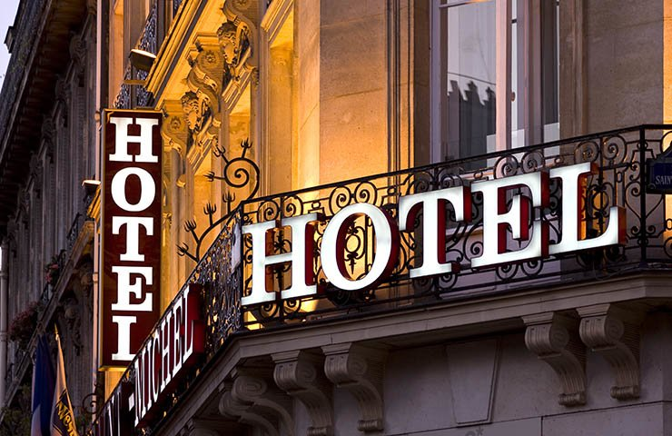 Rezerwacje miejsca w hotelu w kraju i na świecie